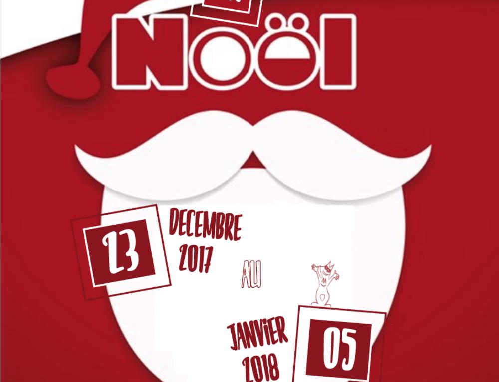 Programme Secteur Ados Vacances Noël 2017