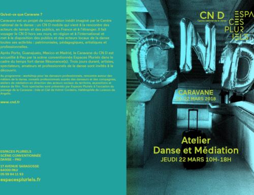 Atelier Danse et Méditation 22/03/18