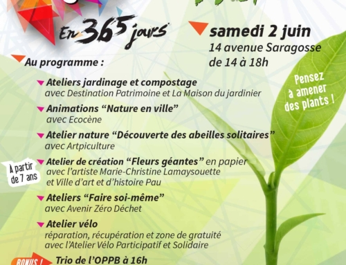 LA FRICHE EN MODE NATURE – SAMEDI 2 JUIN, 14h-18h