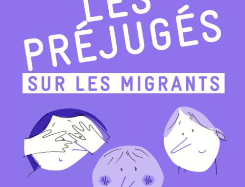 Petit guide : Lutter contre les préjugés sur les migrants