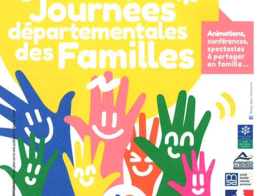 Journées départementales des familles