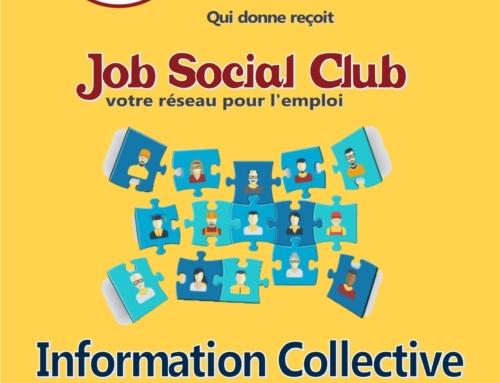 Job Social club – Votre réseau pour l'emploi