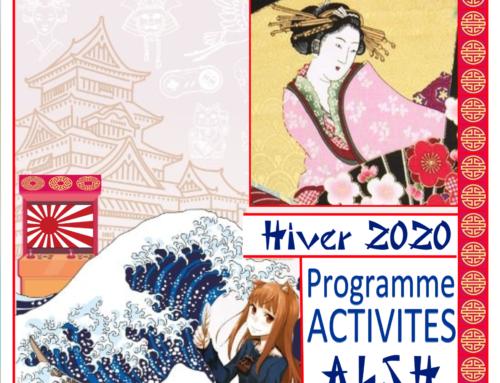 Programme ALSH 6-13 ans vacances février 2020