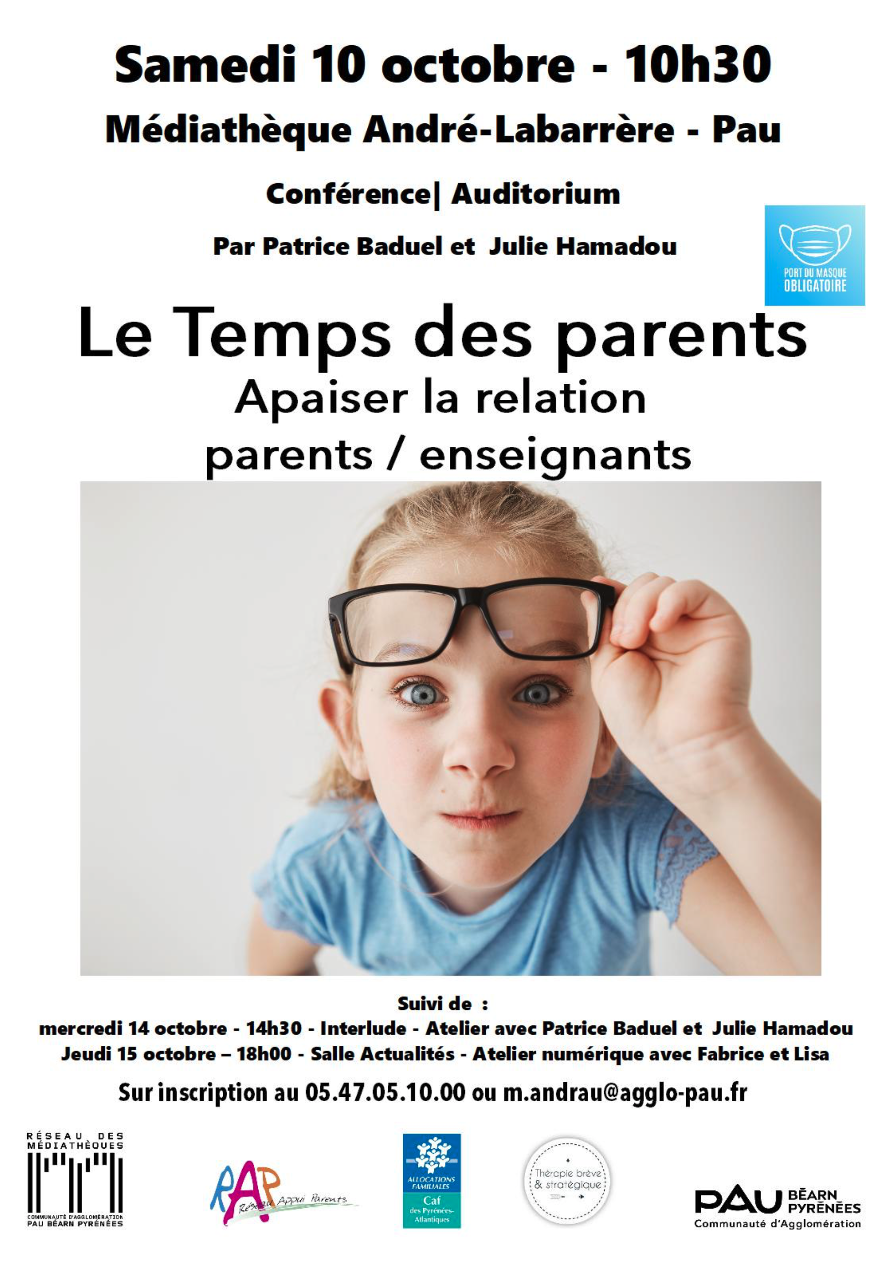 Le temps des parents